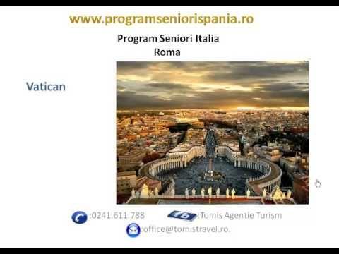 Program Seniori Italia Roma Program Social Roma Italia Descopera-ti vacanta de seniori pe www.programseniorispania.ro  #seniorvoyage