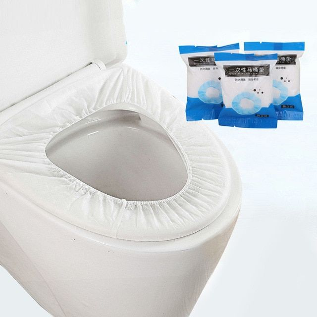 Toilet Seat Cover Portable Travel Toilet Disposable Toilet Seat
