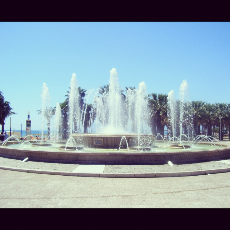 Salou Spain..........I loved it there. This is a lovely tourist town.