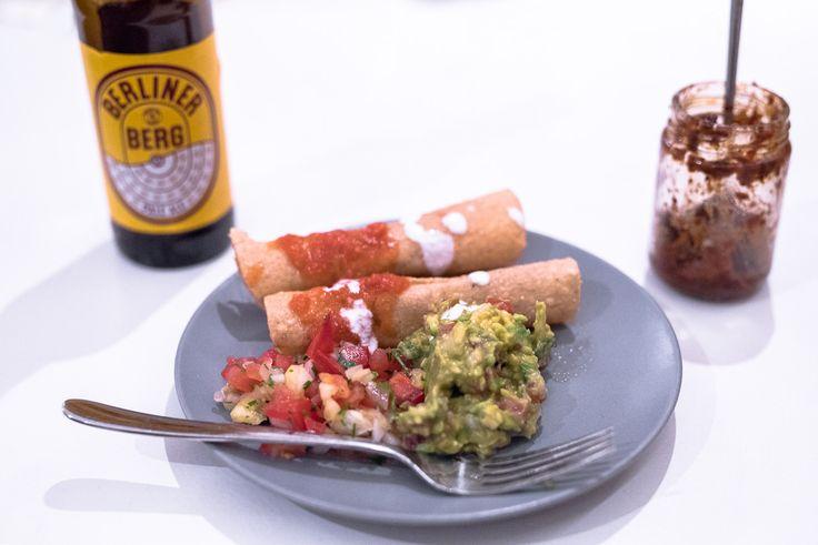 Craft Beer & Mexikanische Tapas (Antojitos Mexicanos)