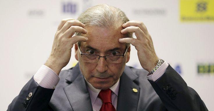 Antigos aliados, candidatos escondem Cunha em eleições municipais no RJ