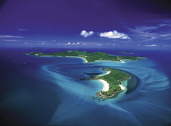Hamilton Island, Queensland. Flights and accommodation are booked!