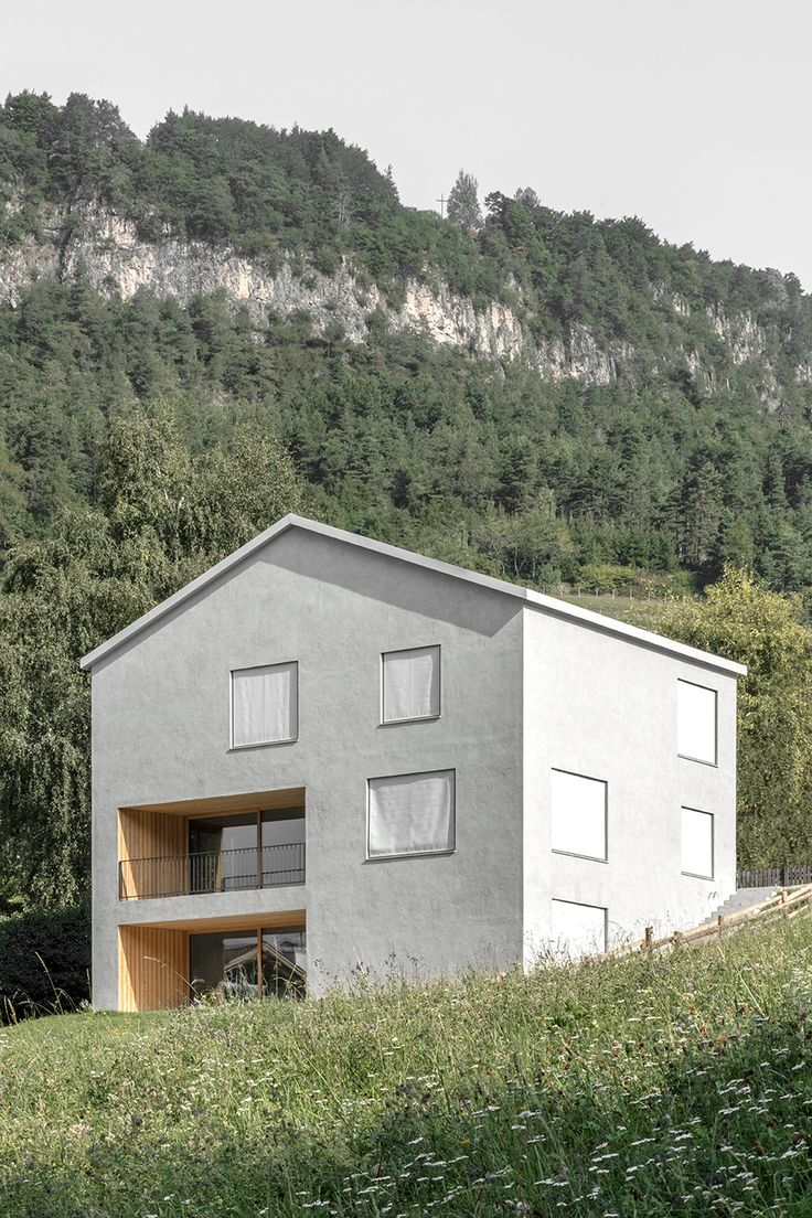 Haus am Hörmannweg / Architect Daniel Ellecosta
