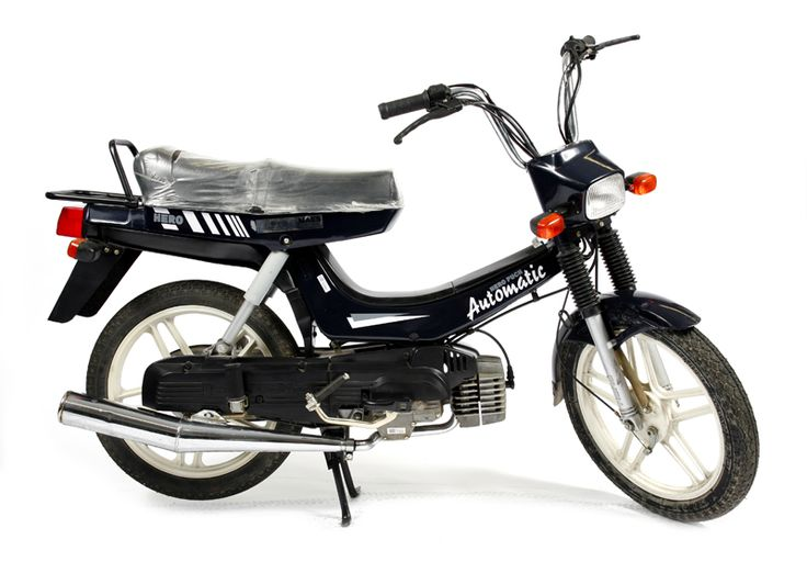18 Best Old School Mopeds