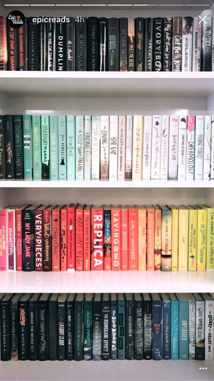 OCD – and the best way to make sure you'll NEVER find that book you're l…