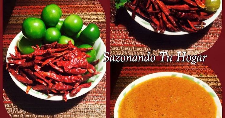 Fabulosa receta para Salsa diabla taquera🌶🌶.