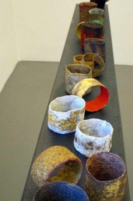 """Lucia Massei - Gioielli - mostra """"Interno"""""""