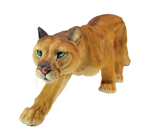 9 best outdoor animal statues images on pinterest animal statues animal sculpture yard art mountain cougar outdoor statue garden porch patio new designtoscano sciox Image collections