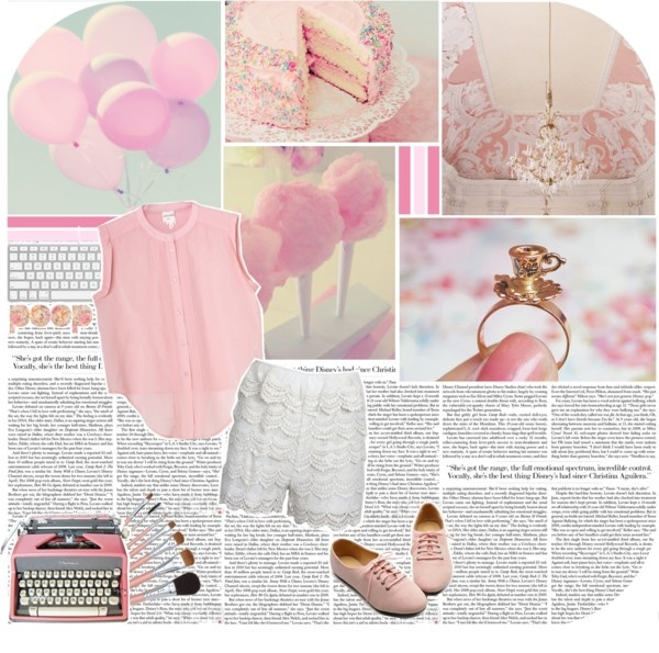 """Can You Feel The Love?"" by lourdes ❤ liked on Polyvore"