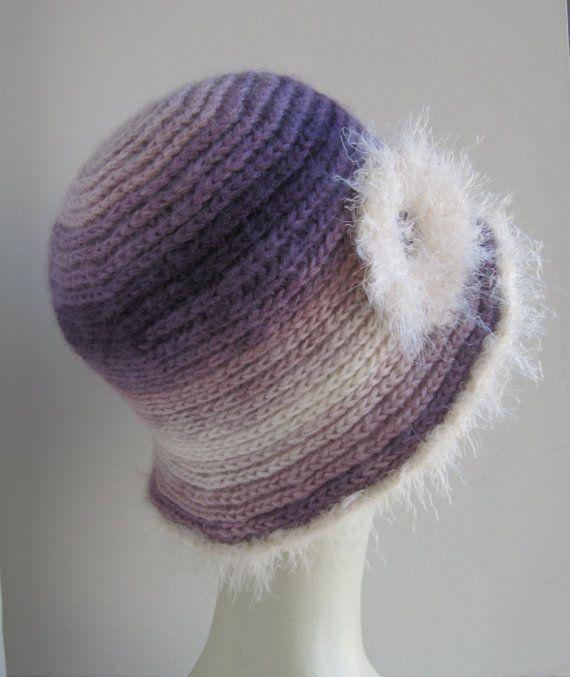 Maravillosos sombreros de lana by Miranda Blur on Etsy