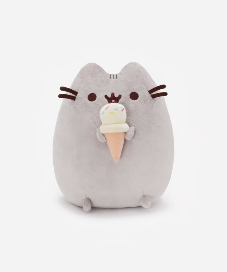 Ice Cream Pusheen plush toy