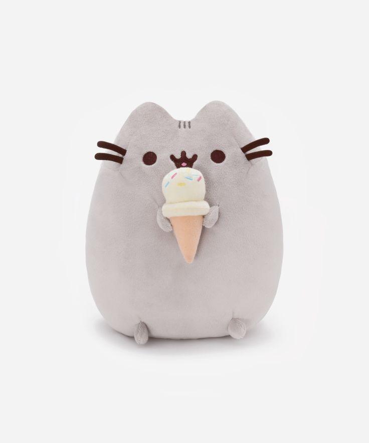 Ice Cream Pusheen plush toy