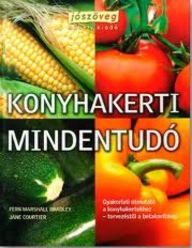 (137) Konyhakerti Mindentudó · Fern Marshall Bradley – Jane Courtier · Könyv · Moly
