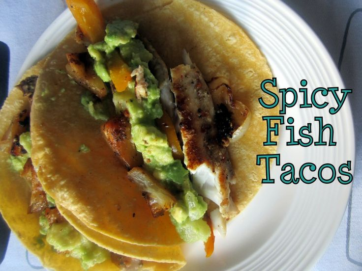 17 best images about food seafood on pinterest tacos for Spicy fish tacos