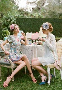 DIY PRINTABLE INVITATION / Croquet Party / Lawn Party / Garden ...