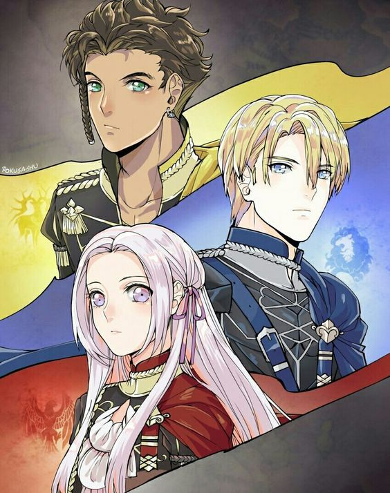 Fire Emblem Three Houses Wallpaper HD Fire emblem