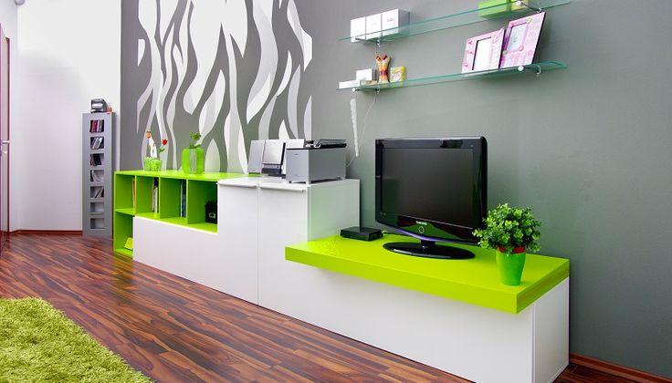modern interior design student room
