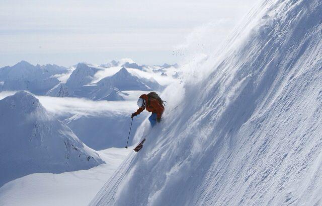 Ski Hors Piste avec FERT Pure Snow