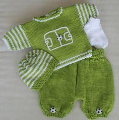 "Gratis Strickanleitung ""Fussball"" Gratis Strickanleitung ""Fussball"" aus Heft Nr. 1204 ANDREA KREATIV Sommermaschen in Baby-Grösse 40(50)56-62 = für Frühchen(1-2)2-4 Monate http://www.andreakreativ.de/index.php?id_product=180&controller=product&id_lang=1"