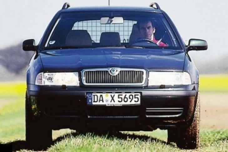 Skoda Octavia 4x4 1.9 TDI Jagd