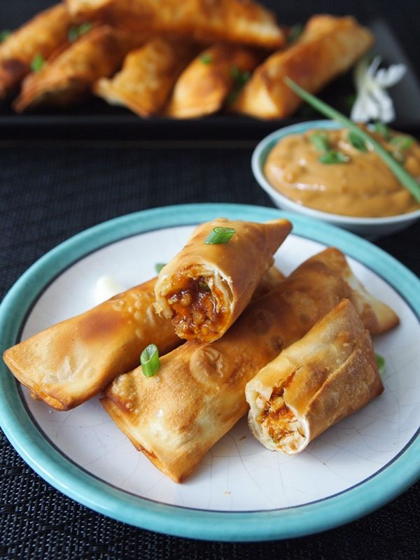 294 best peruvian food images on pinterest peruvian recipes chicken tequeos with oriental sauce peru delights kikkomansabor ad peruvian cuisineperuvian recipesdigital forumfinder Images