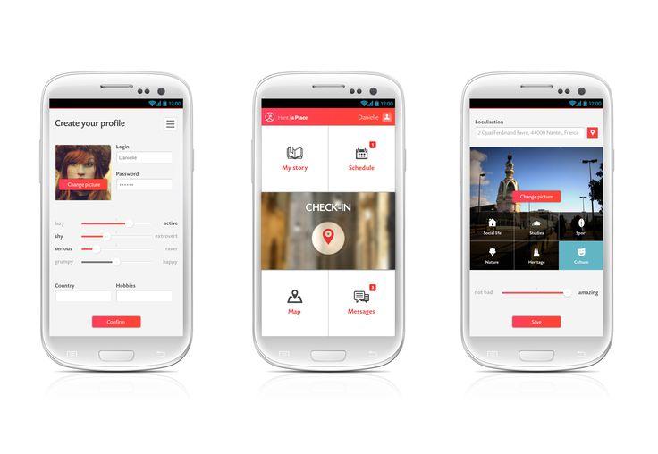 20 beautifully designed smartphone apps photo Hunt a Place       http://achievemobilemarketing.com/