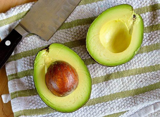 use a banana to ripen your avocado