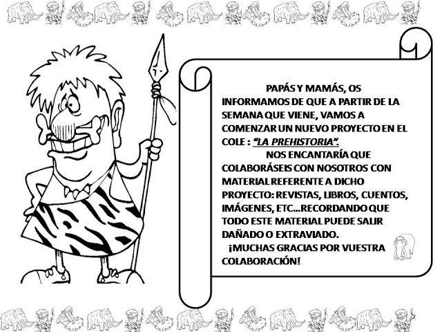 PROYECTO PREHISTORIA - ISABEL BELDA MARTINEZ - Álbumes web de Picasa