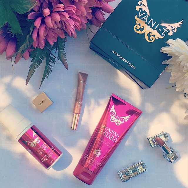 Max The Unicorn: Review/GIVEAWAY: Vani-T MakeUp & Tanning Products!...