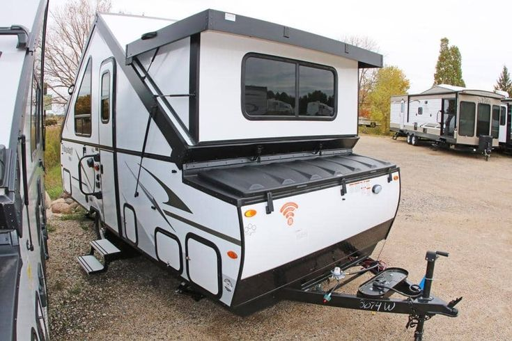 The Advantages Of Hard Sided Pop Up Campers A Frame