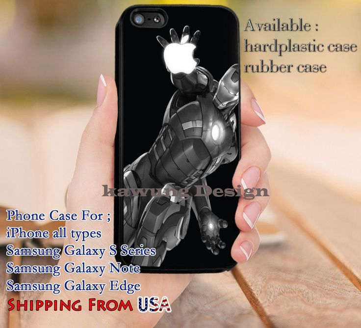 Attack Iron Man The Avengers iPhone 6s 6 6s  5c 5s Cases Samsung Galaxy s5 s6 Edge  NOTE 5 4 3 #movie #disney #animated #marvel #comic dl9