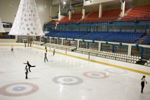 patinaje sobre hielo:)