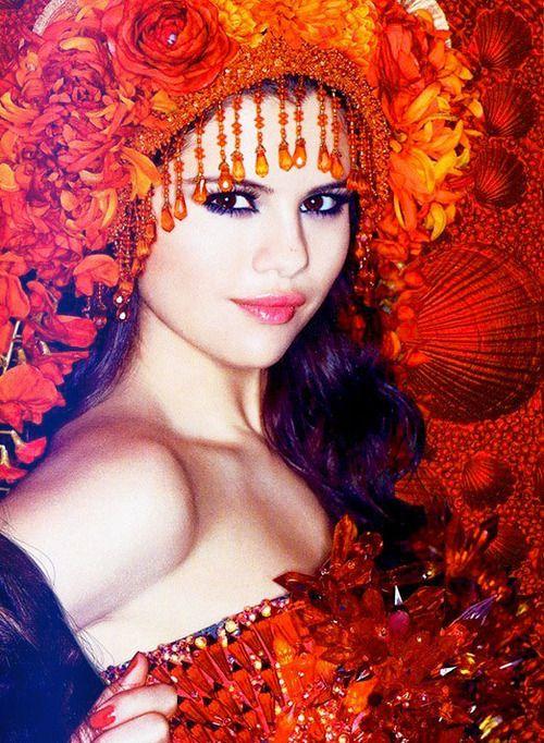 Selena Gomez Album Cover Stars Dance