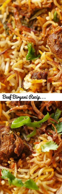 Beef Biryani Recipe By Food Fusion... Tags: food fusion, food fusion recipes, food fusion recipe, beef biryani, biryani, boneless beef biryani, beef biryani recipe by food fusion, beef biryani recipe, biryani recipe, bakra eid, eid recipe, eid special recipe, bakra eid recipe, eid recipe by food fusion, eid recipe by food fusion