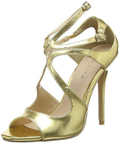 Pleaser  Amu15/b,  Damen Pumps , - Gold Met Pu - Größe: 35 - http://on-line-kaufen.de/pleaser/35-eu-pleaser-amu15-b-damen-pumps