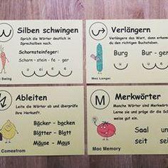 Da ich mit meiner Klasse die FRESCH Methode wiederholen möchte, habe ich heute diese Lernplakate für mein Klassenzimmer entworfen :-) #freschmethode #rechtschreibunterricht #klassenzimmer #lehrerleben #instateacher #lehreraufinstagram – Anmaca