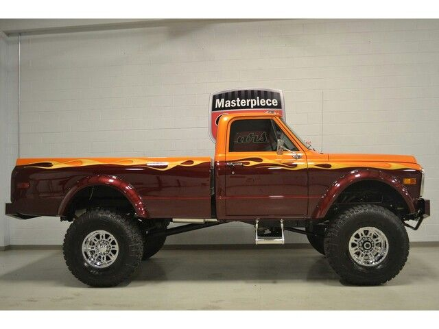1970 Chevy K20 | Lifted Chevy Trucks | Pinterest | Chevy