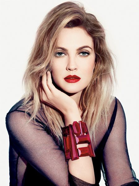 Drew Barrymore (Culver City (Californië), February 22, 1975)