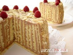 Кулинарные рецепты от Лики: Торт «Интрига»