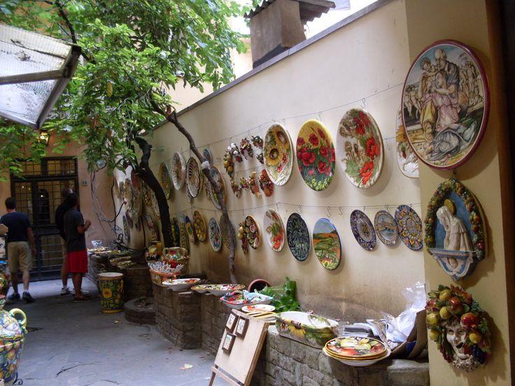 Una tienda en Firenze