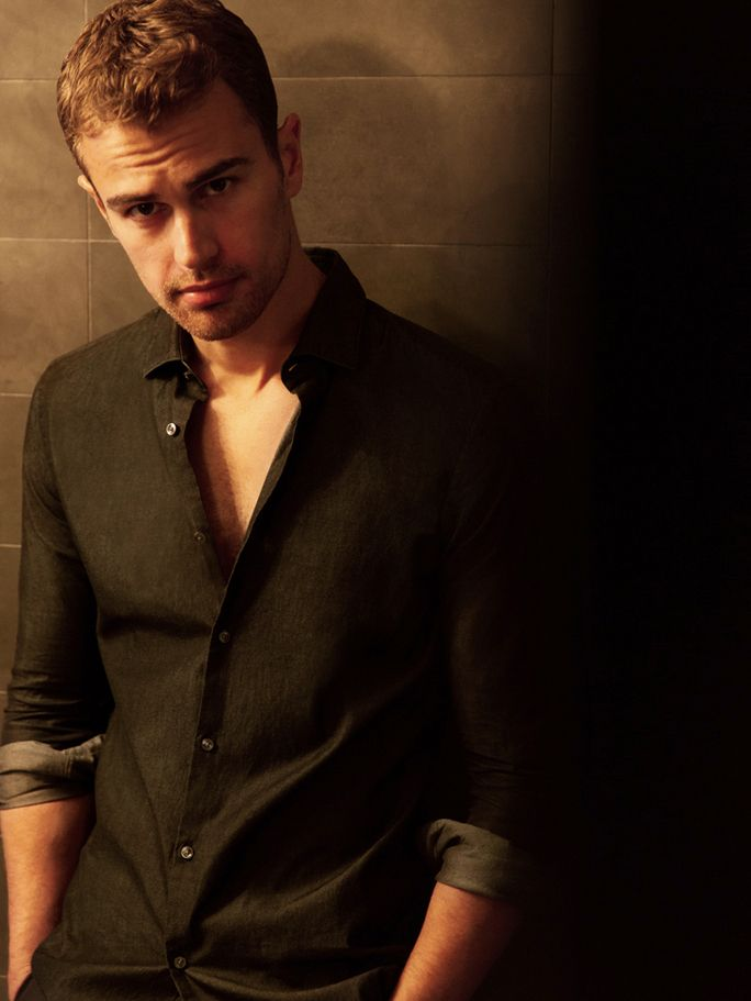 Everything You Ever Wanted to Know About Theo James—Including Where He Hangs Out!