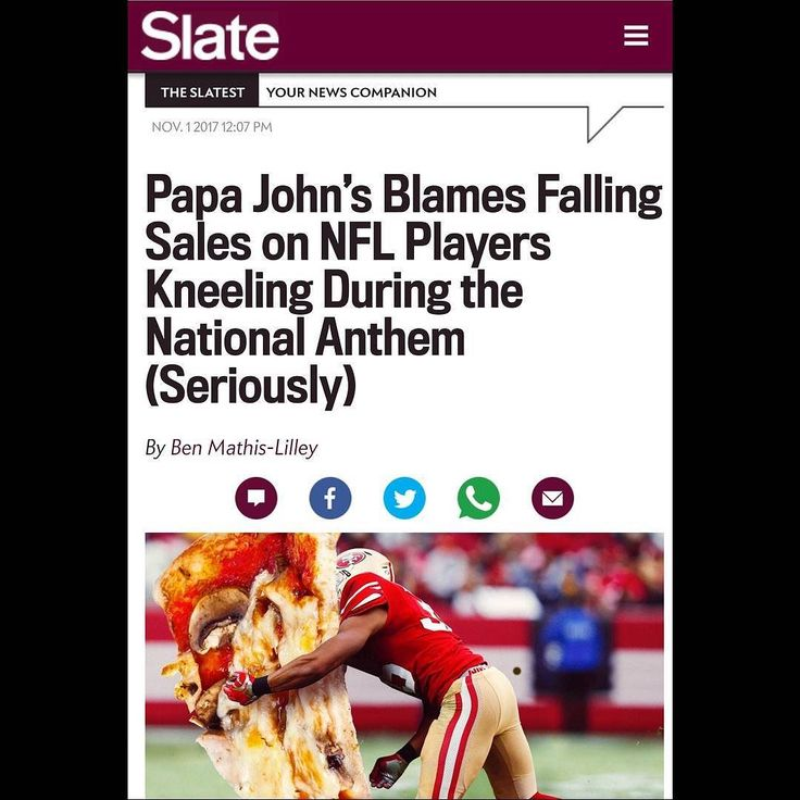 When all else fails blame black people. SMH  #nfl #blacklivesmatter #pizza #football #blackpower #italianfood #footballseason #pizzalover #pizzatime #cheese #pasta #superbowl #mozzarella #blacklove #pizzaporn #quarterback #melanin #nba #touchdown #pizzas #blackisbeautiful