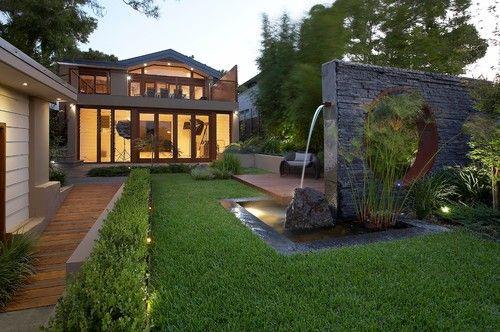 Asain Landscape Design Eastern Wa
