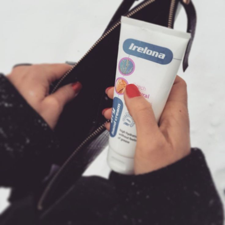 Kosmetika v kabelce. Tento krém vám v zimě zaručeně nesmí chybět!
