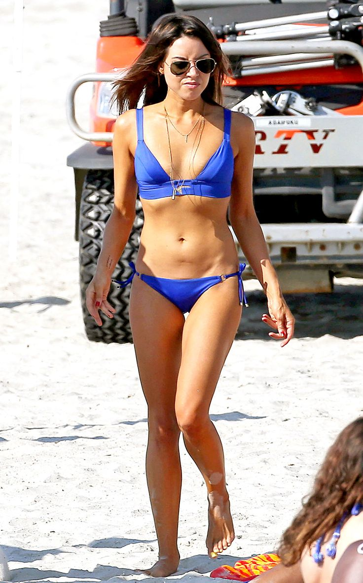 Aubrey virissimo bikini