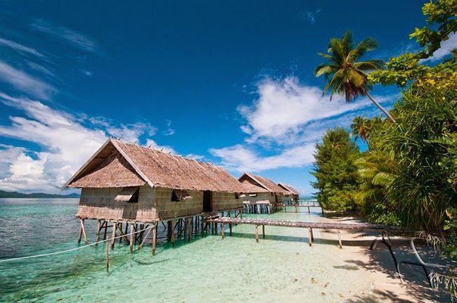 Kri Eco & Sorido Bay Resort / Raja Ampat