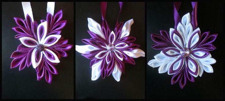 ribbon snowflake