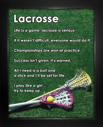 114 Best Images About Lacrosse Motivation On Pinterest