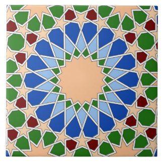 Moorish Tiles, Moorish Ceramic Tiles, Moorish Decorative Tiles