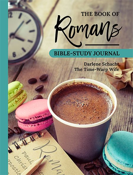"Coming June 5th to July 7th – 5-Week Bible Study ""Paul's Letter to the Romans"" I have to apologize for the long blogging break, but since Romans is so in-depth, it's taken me a while to compile this study. I would have preferred to be finished weeks ago, but God had other plans I suppose. The good news is …"